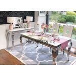 Pop Design Table de salle à manger baroque Duchesse personnalisable Table... par LeGuide.com Publicité