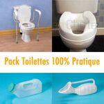 Prevenchute Pack TOILETTES 100% Pratique 3 produits pour l'autonomie... par LeGuide.com Publicité