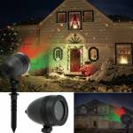 IDMarket  Projecteur laser 1000 points lumineux éclairage façade vert... par LeGuide.com Publicité