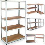 probache  ProBache  Étagère modulable charges lourdes en métal 5 plateaux... par LeGuide.com Publicité