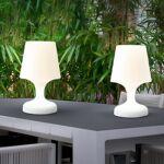 IDMarket  Lampe à led nomade X2 sans fil extérieur et intérieur   Emmenez-les... par LeGuide.com Publicité