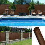 probache  ProBache  Brise vue renforcé 1 x 10 m marron 220 gr/m² luxe pro... par LeGuide.com Publicité