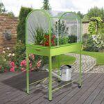 IDMarket  Serre de balcon verte avec housse de protection   Adonnez-vous... par LeGuide.com Publicité