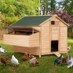 IDMarket  Poulailler chalet en bois 15 à 18 poules avec pondoir   Vous... par LeGuide.com Publicité