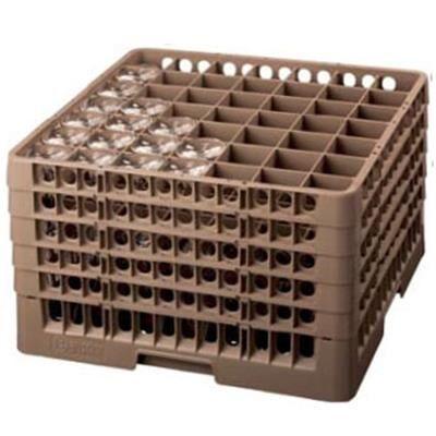 BARTSCHER Casier de lavage 49 verres 500x500 mm