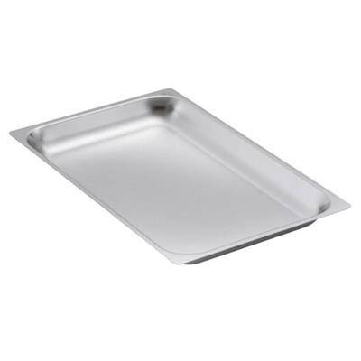 BARTSCHER Plaque de cuisson en tôle GN 1/2 bord renforcé