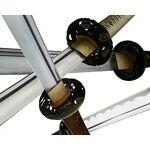 1 - Lame - acier et forge Choix de l'acier, de la forge, du polissage... par LeGuide.com Publicité