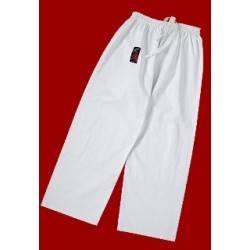 FUJI MAE Pantalon Judo blanc