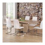 so inside  SO INSIDE Table à manger extensible bois métal 160-220 x 90cm... par LeGuide.com Publicité