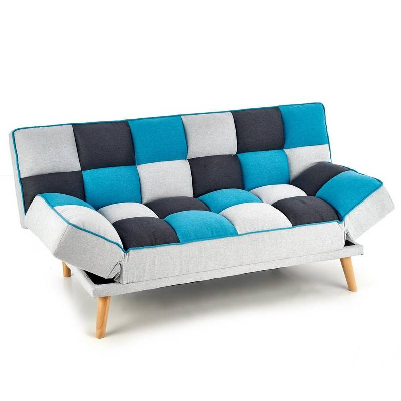 SO INSIDE Banquette convertible patchwork Gole