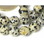 superbijoux  Superbijoux Fil de 30 perles rondes 6mm 6 mm en Jaspe dalmatien... par LeGuide.com Publicité