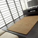 carving  Carving Tapis en laine beige Carving POMPOMS CASCATA  Tapis en... par LeGuide.com Publicité