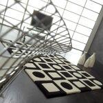 carving  Carving Tapis en laine noir et blanc Carving SIMBOLS  Tapis en... par LeGuide.com Publicité