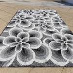 carving  Carving Tapis FLOWER Gris - Carving  Tapis FLOWER gris Carving... par LeGuide.com Publicité