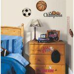 TheDecoFactory SPORT BALLONS Si votre enfant est un fan de baseball,... par LeGuide.com Publicité