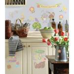 TheDecoFactory JOYEUSE PÂQUES Joyeuses pâques, de jolis Stickers, colorés,... par LeGuide.com Publicité
