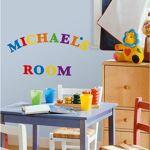 TheDecoFactory ALPHABET Un bel alphabet pour votre enfant, coloré, ludique,... par LeGuide.com Publicité