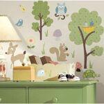 TheDecoFactory ANIMAUX DE LA FORÊT Décorez la chambre de votre enfant... par LeGuide.com Publicité
