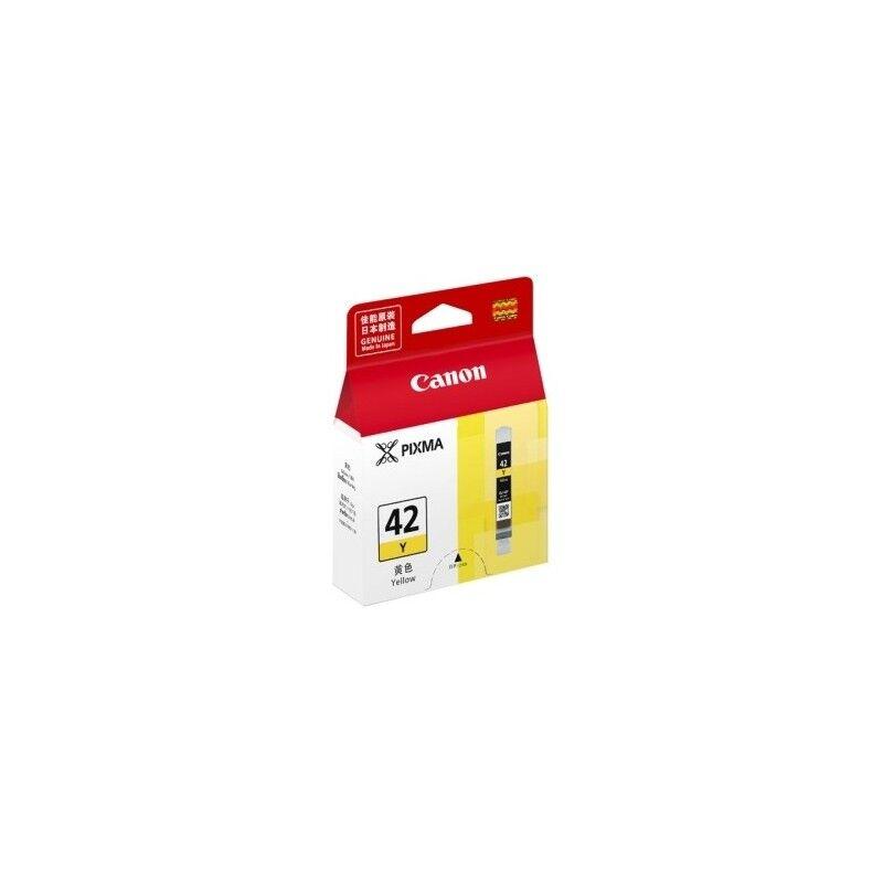 Canon Cartouche jaune Canon pour Pixma pro 100 ... CLI-42Y
