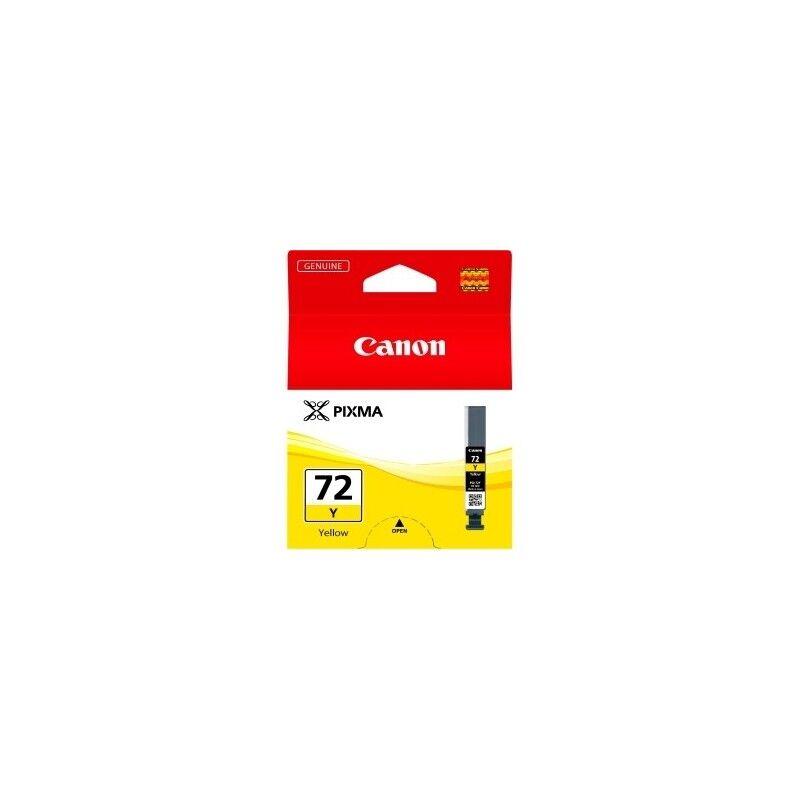 Canon Cartouche d'encre jaune Canon PGI-72Y