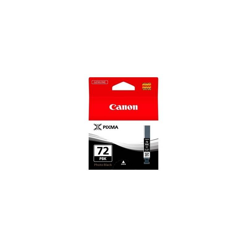 Canon Cartouche d'encre photo noir Canon PGI-72PBK