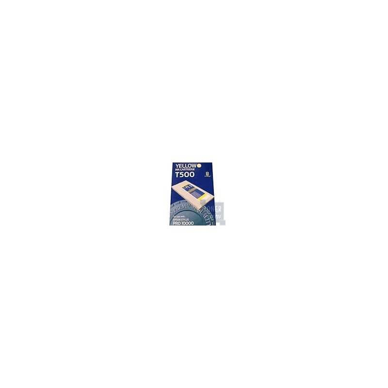 Epson Cartouche Dye encre Jaune EPSON (T500)