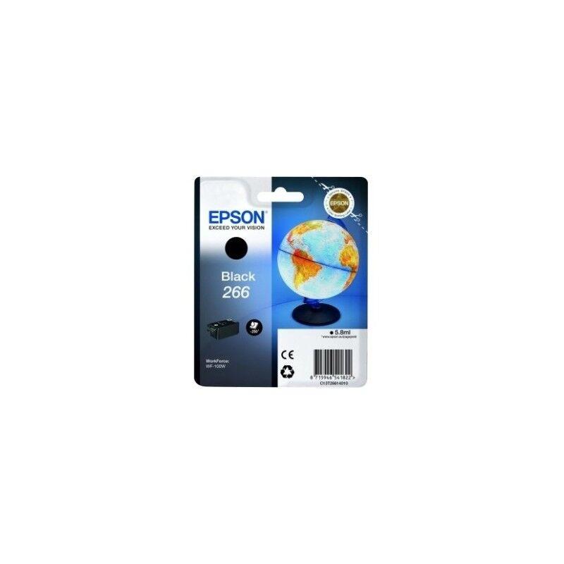 Epson Cartouche Encre noire pour EPSON WorkForce WF-100W (266)