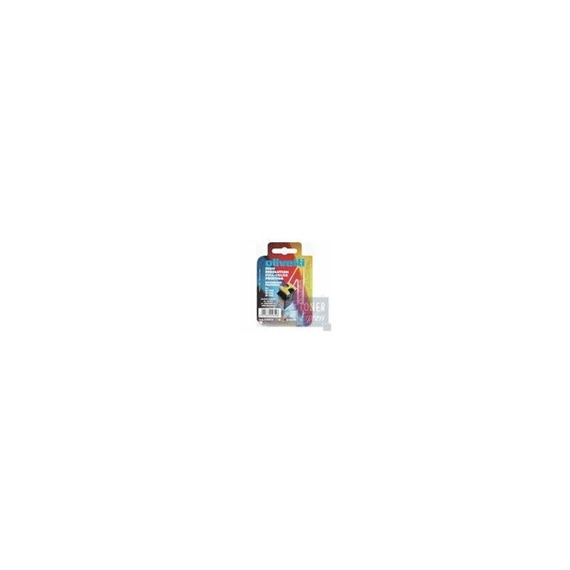 Olivetti Cartouche d'Encre Couleur Olivetti B0043