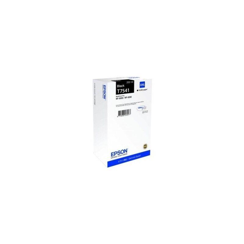 Epson Cartouche Noire Epson Tres Haute Capacité pour WorkForce 8090dw / 8590dwf...(T7541XXL)
