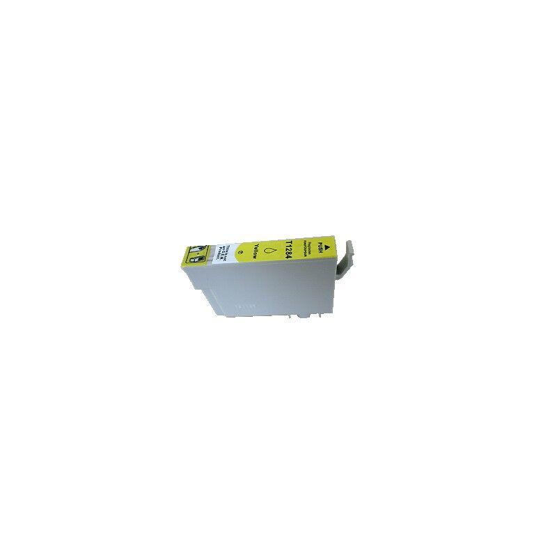 Epson Cartouche jaune générique pour Epson stylus BX305 / S22 / SX125 / 420w