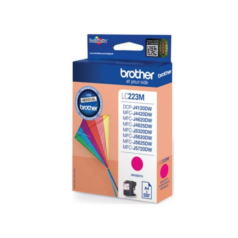 Brother Cartouche Magenta Brother pour MFC-J4120dw / MFC-J4420 / MFC-5620...