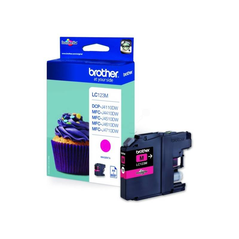 Brother Cartouche magenta Brother pour MFC-J4510dw / MFC-J4410dw / MFC-J4610dw