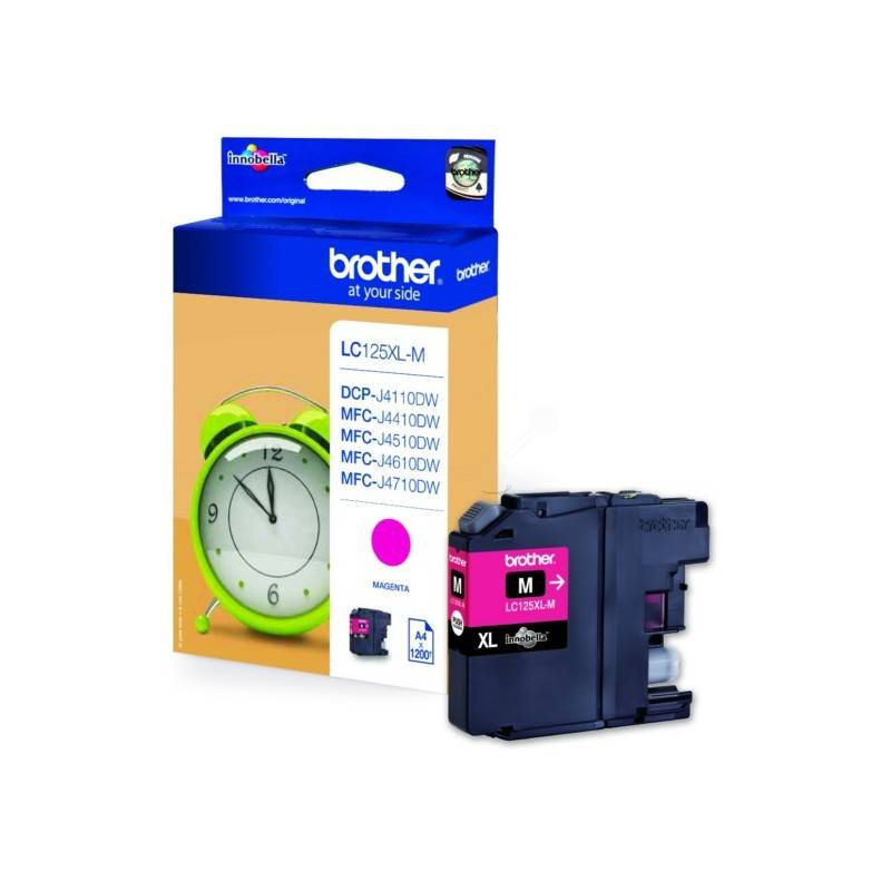 Brother Cartouche magenta XL Brother pour DCP J4110dw / MFC J4410dw...