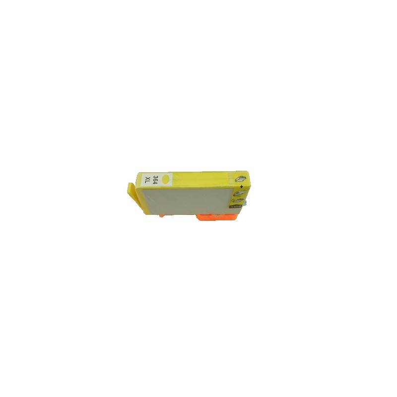 HP Cartouche jaune générique pour HP photosmart B8550 / C5380... (N°364XL / N°178XL)