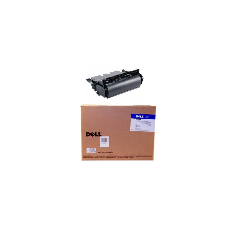 Dell Cartouche Toner Dell 5210n Return HC (595-10011) 20k (HD767) (UG219)