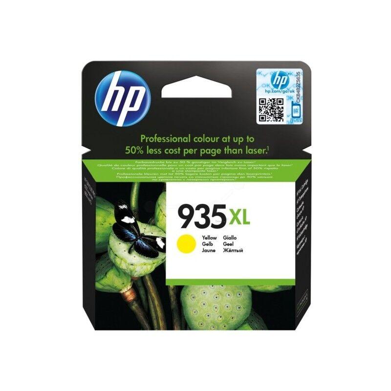 HP Cartouche jet d'encre Jaune haute capacité pour HP Office Jet Pro 6230 / 6830 .....(N°935XL)