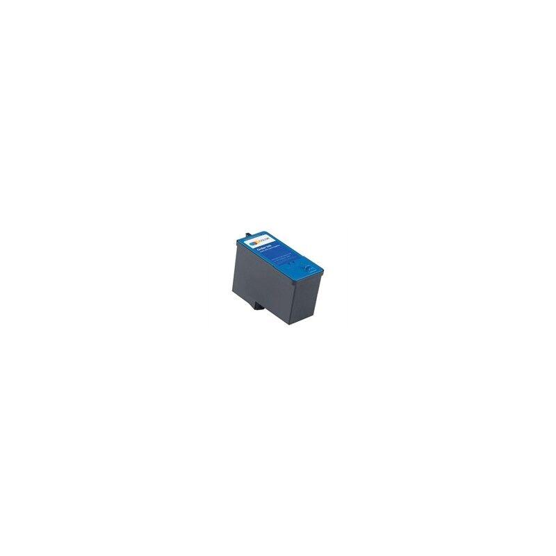 Dell Cartouche photo couleur (C,M,Y) DELL haute capacité pour imprimante Dell 966 (CH884) (GR277)