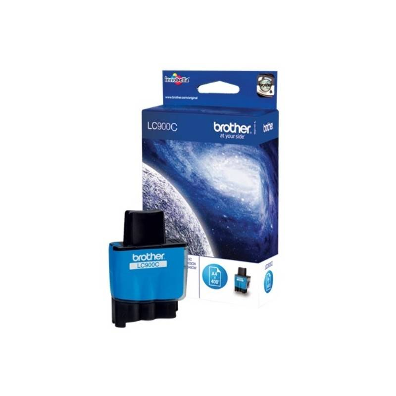 Brother Cartouche d'encre Brother LC900C Cyan