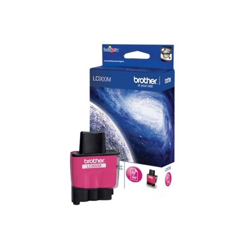 Brother Cartouche d'encre Brother LC900M Magenta