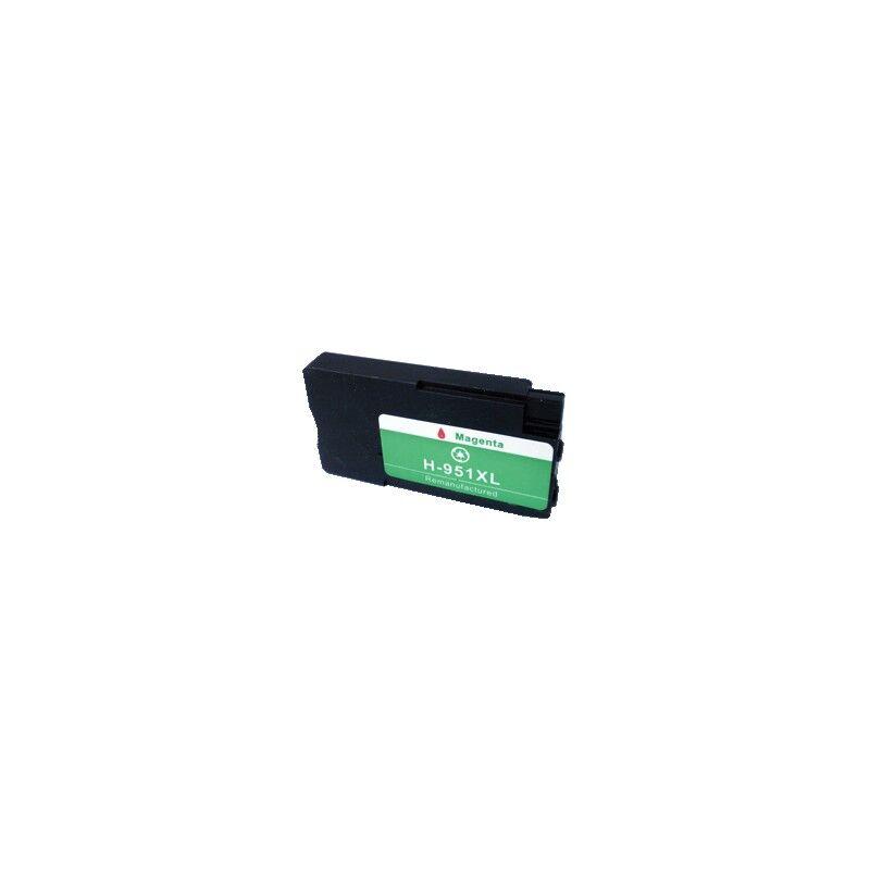 HP Cartouche magenta générique HP pour officejet pro 8100 / 8600 (N°951XL)