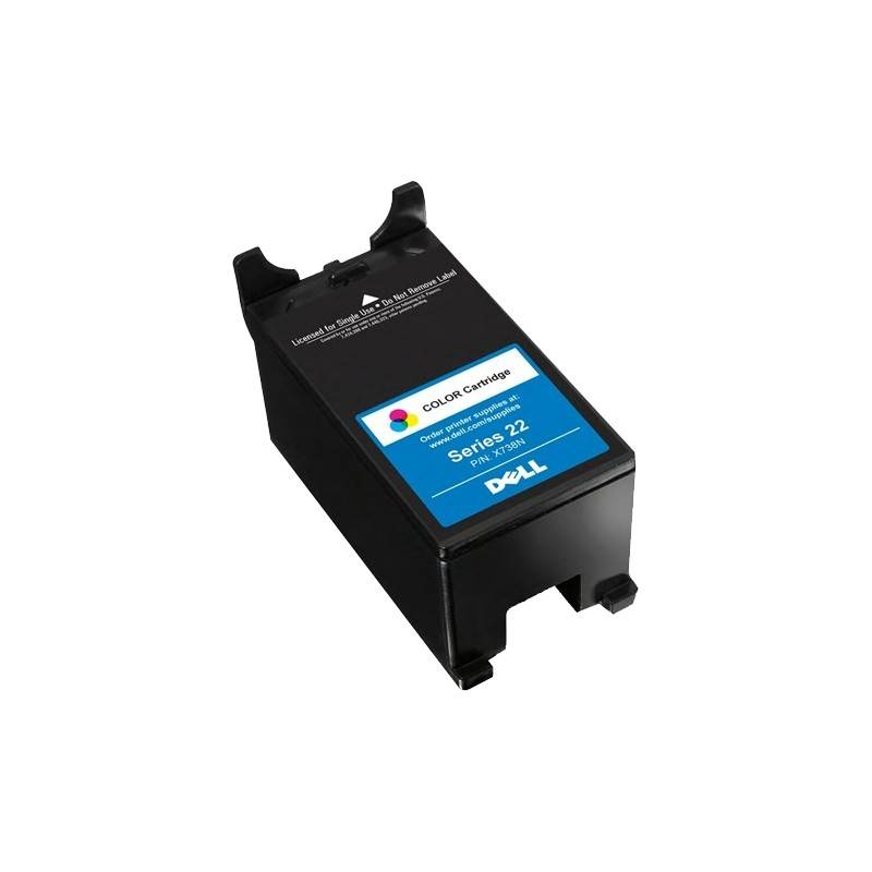 Dell Cartouche couleur DELL pour V310 / V715 / P513... (X756N)