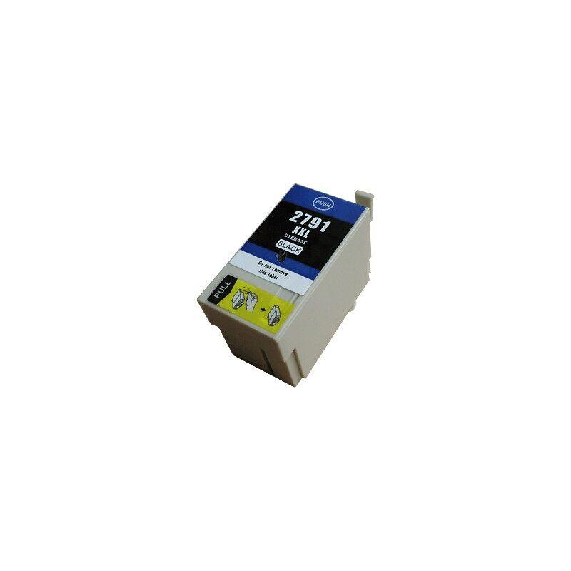 Epson Cartouche d'encre noire XXL générique pour Epson WorkForce WorkForce 3620/ 3640/7620DTWF .. (n°27XXL) (réveil)