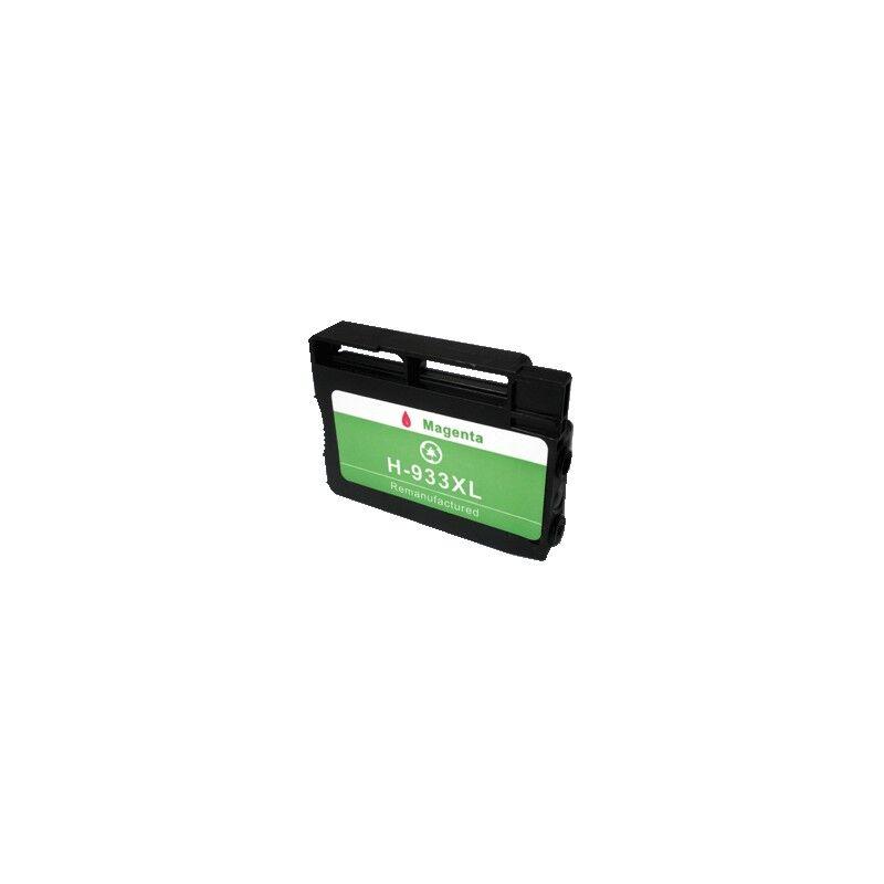 HP Cartouche magenta générique pour HP officejet pro 6100 / 6600 / 6700 (N°933XL)