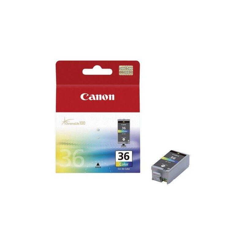 Canon Cartouche d'encre couleurs Canon CLI-36