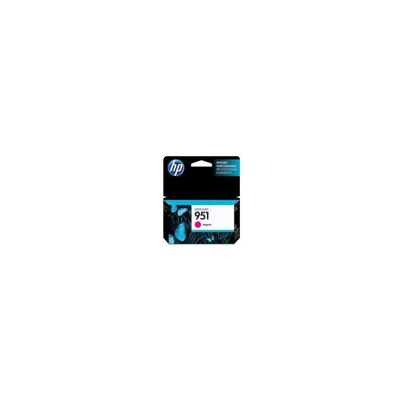 HP Cartouche magenta HP pour officejet pro 8100 / 8600 (N°951)