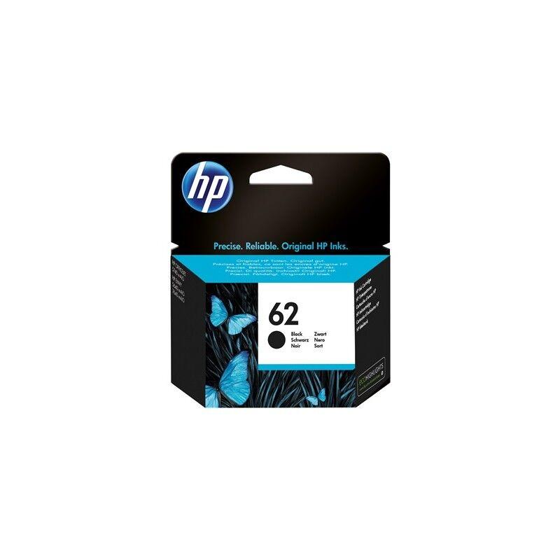 HP Cartouche noire HP pour Envy 5640/ Officejet 5740/ Envy 7640 (N°62)