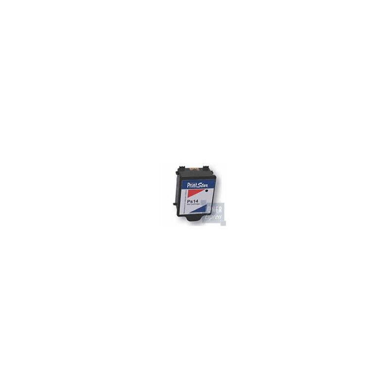 HP Cartouche générique noire pour HP Office Jet 7110/7130 (n°14)