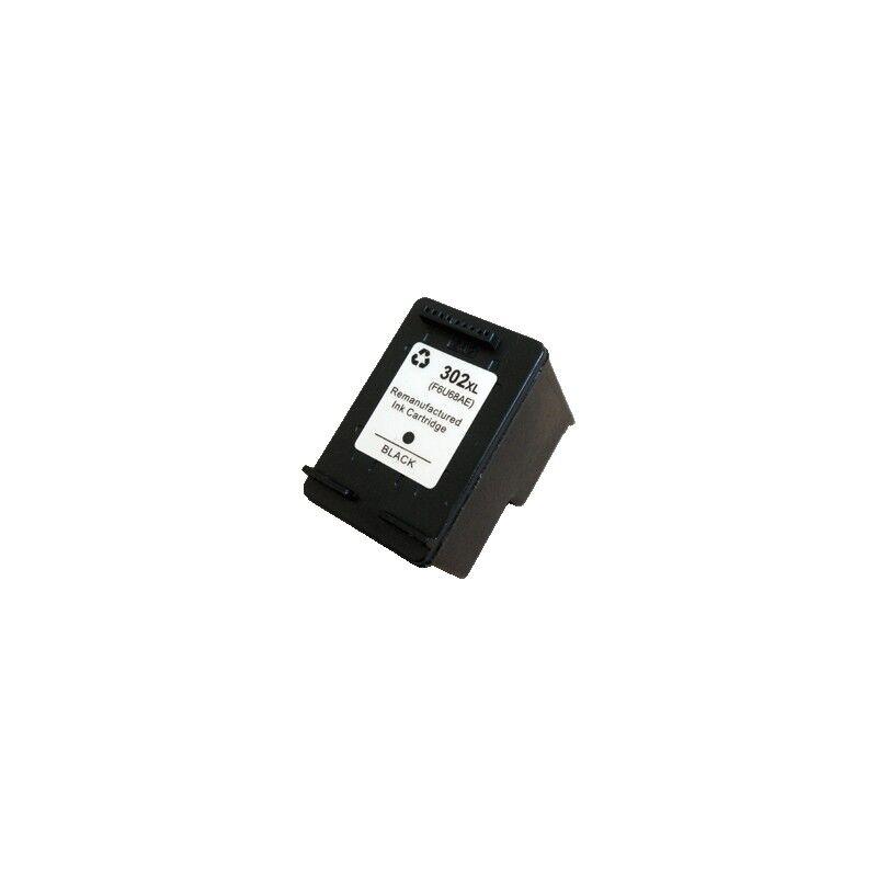 HP Cartouche d'encre Générique Noir pour HP officejet 3830 (N°302XL)
