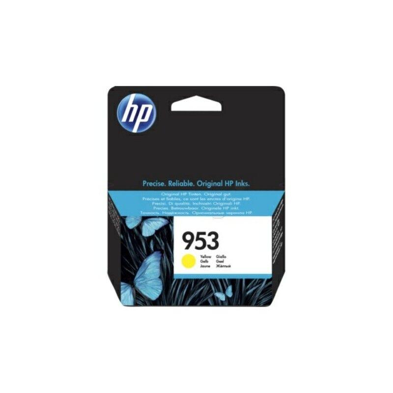 HP Cartouche jet d'encre Jaune HP pour Office Jet Pro 8720 / 8730 ....(N°953)