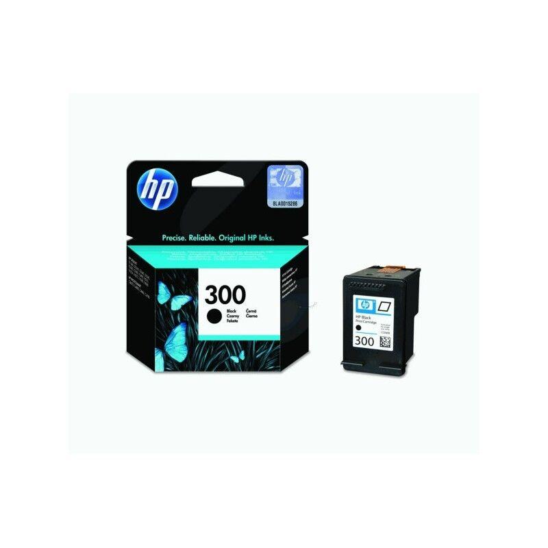 HP Cartouche noire HP pour deskjet D2560 ... (N°300 /N°121)